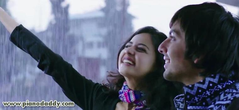 Love Me Thoda Aur (Yaariyan) Piano Notes | Hindi Songs Piano Notes ...