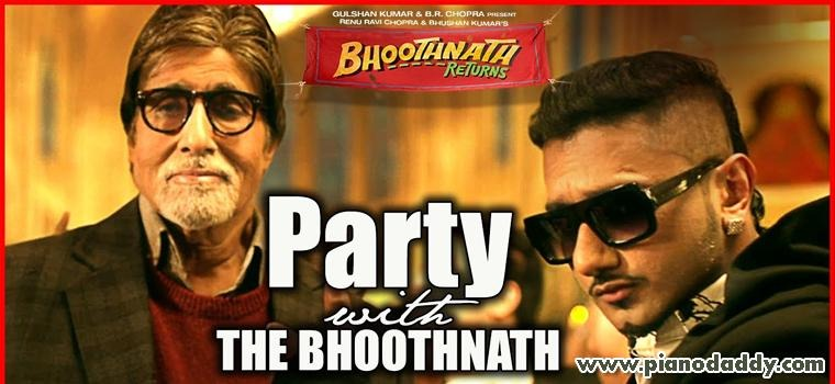 Party With The Bhoothnath (Bhoothnath Returns)