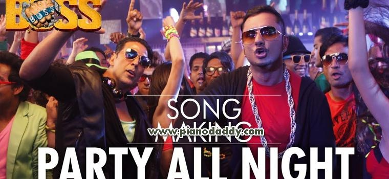 Party All Night (Yo Yo Honey Singh)