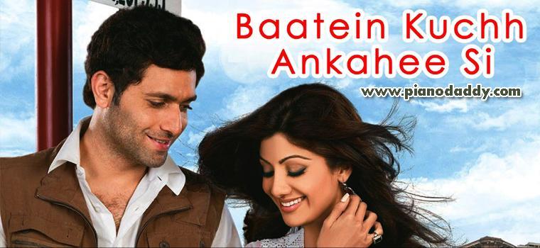 Baatein Kuchh Ankahee Si (Life In A Metro) Piano Notes | Hindi Songs ...