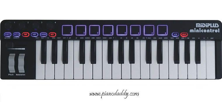 best midi keyboards under 5 000 inr piano daddy. Black Bedroom Furniture Sets. Home Design Ideas