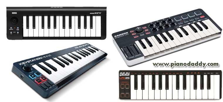 Best Mini USB-MIDI Controller's Under 6,000 INR