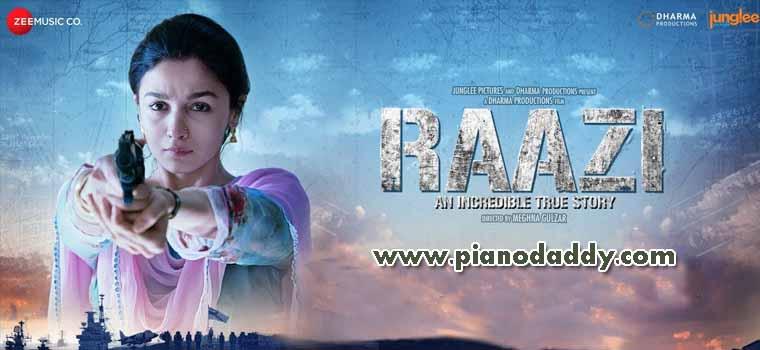 Raazi (Agar Dil Raazi Hai)