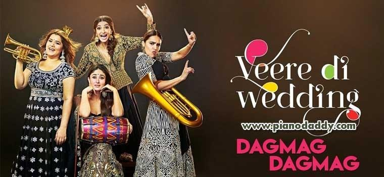 Dagmag Dagmag (Veere Di Wedding)