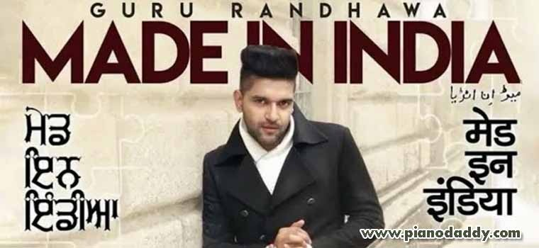 Made In India (Guru Randhawa)