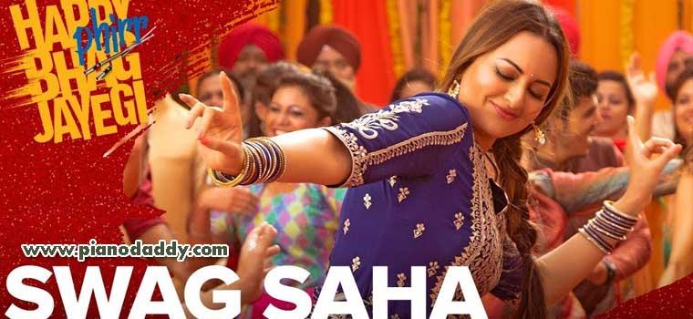 Swag Saha Nahi Jaye (Happy Phirr Bhag Jayegi)