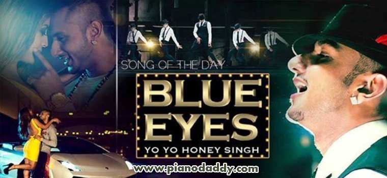 Blue Eyes Yo Yo Honey Singh