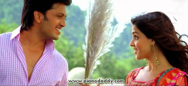 piya piya tere naal love ho gaya piano notes romantic songs piano notes piano daddy