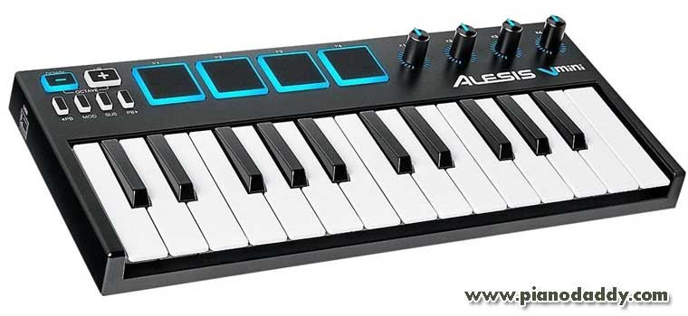 Alesis V Mini Portable 25-Key
