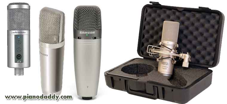 Best Studio Recording Microphone