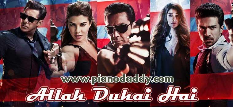 Allah Duhai Hai (Race 3)