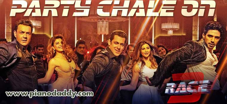 Party Chale On (Race 3)
