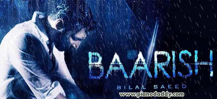 Baarish (Bilal Saeed)