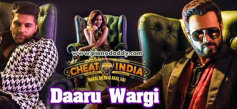 Daru Wargi (Cheat India) Guru Randhawa