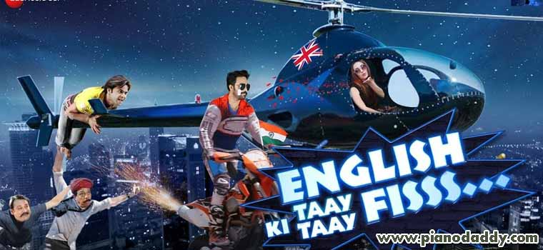 English Ki Taay Taay Fisss (Title)