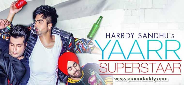 Yaarr Superstaar (Hardy Sandhu)