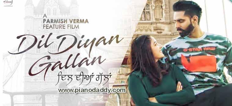 Dil Diyan Gallan (Parmish Verma)
