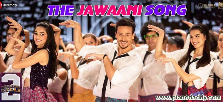 The Jawaani Song (Student Of The Year 2)